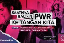 Bukan cuma nomor baru, MPWR kasih promo dari ratusan brand lifestyle
