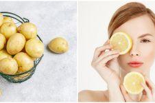10 Cara membuat masker mata, hempaskan keriput dan kantung mata