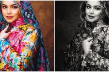 8 Potret baby bump Siti Nurhaliza hamil anak kedua, memesona