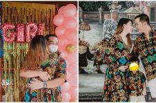 8 Momen Kezia Karamoy umumkan jenis kelamin anak ketiga, penuh haru