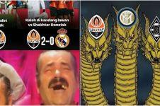 10 Meme kocak Real Madrid pada awal musim ini bikin senyum kecut