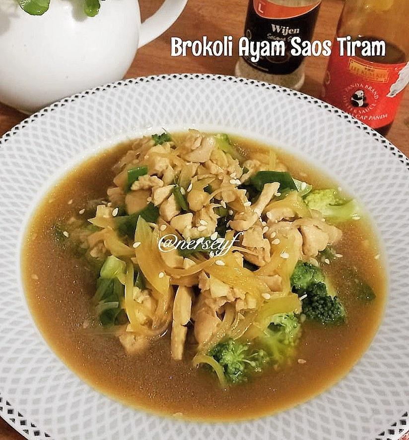 Resep kreasi sayur brokoli © Istimewa