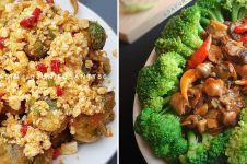 15 Resep kreasi sayur brokoli, cocok jadi bekal sehat