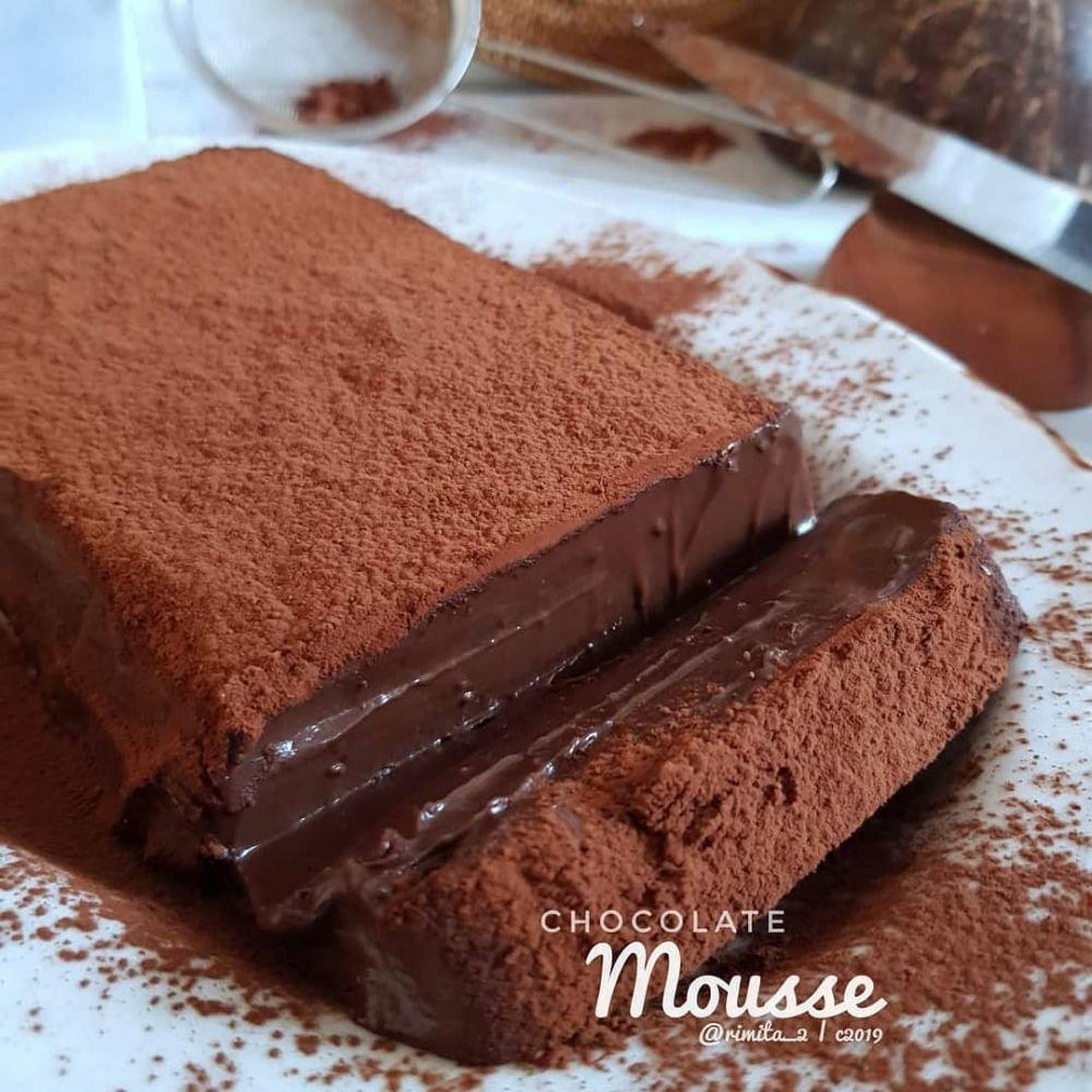 Resep mousse cake © 2020 brilio.net