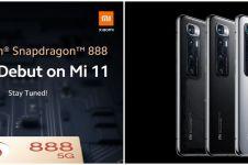 5 Bocoran smartphone Mi 11, flagship Xiaomi dengan Snapdragon 888