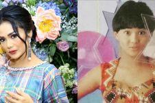 8 Potret Krisdayanti di awal karier, cantik dan masih polos