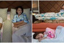 Tidur di lokasi syuting, ini 8 potret kamar pemain Ikatan Cinta