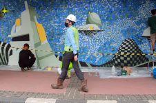 6 Fakta Converse City Forests, kampanye lingkungan global lewat mural