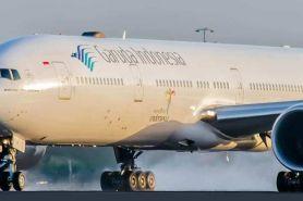 Garuda tambah frekuensi penerbangan Jogja-Jakarta mulai Desember 2020
