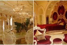 10 Potret hunian Shah Rukh Khan di tiga negara, desainnya mewah