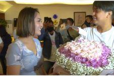 11 Momen kejutan ultah Amanda Manopo dari Billy Syahputra, sweet abis