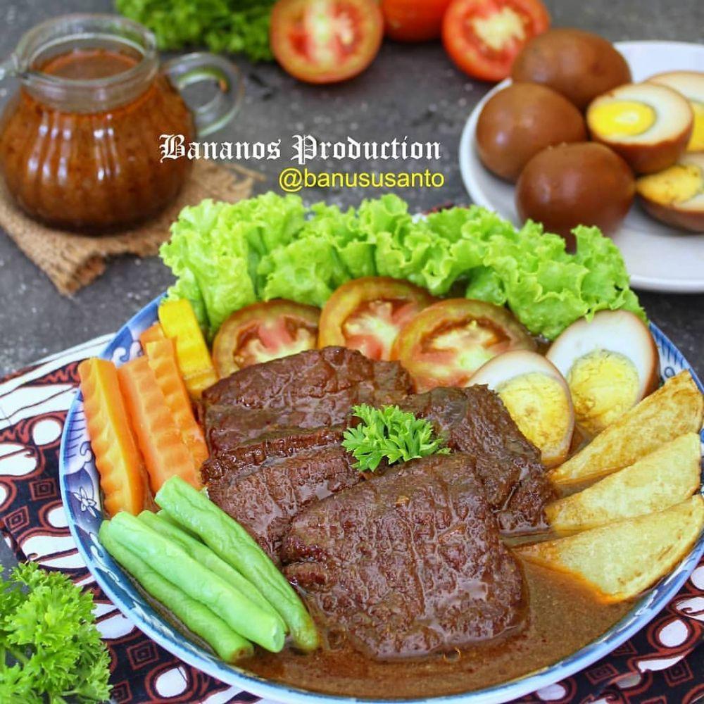 resep daging santan ©Instagram