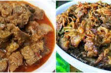 10 Resep olahan daging santan, enak, gurih, dan sederhana