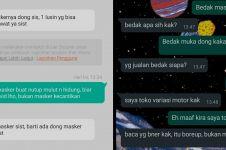10 Chat orang nawar barang yang nggak dijual, bikin gagal paham