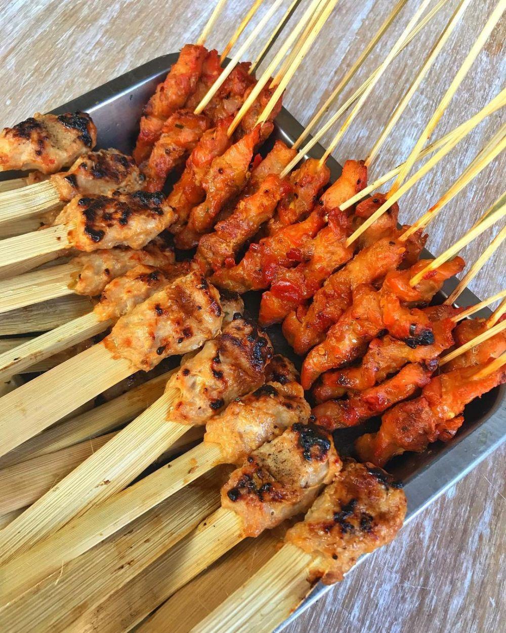 Kuliner khas Bali © 2020 brilio.net