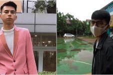10 Momen Dimas Ahmad kunjungi sekolahnya, bayar sisa tunggakan biaya