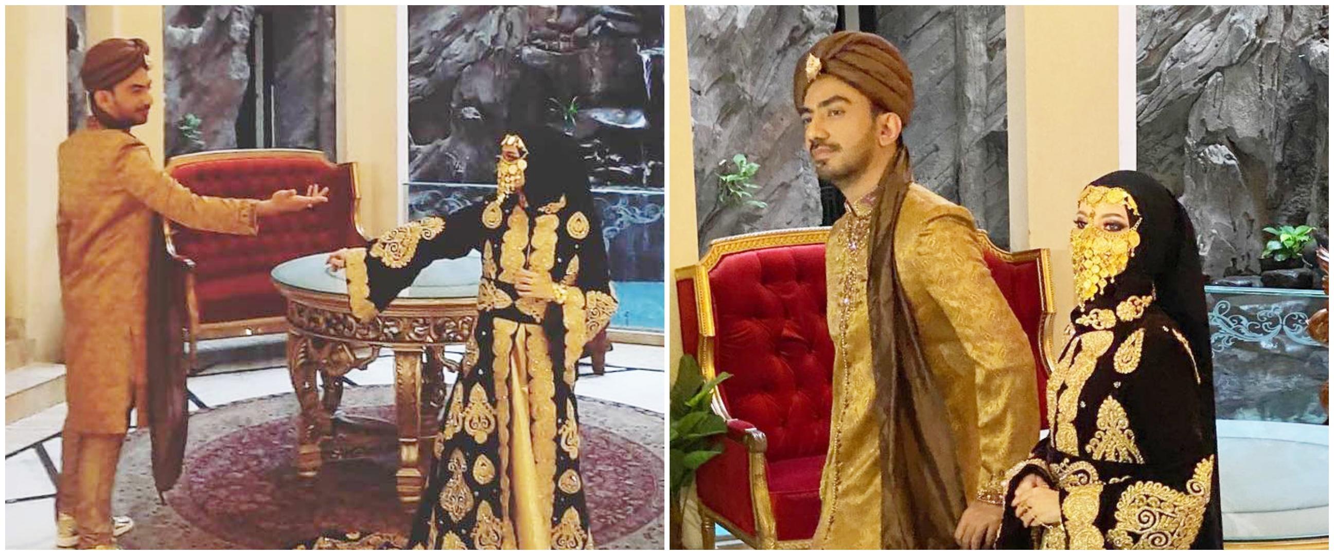 8 Momen prewedding Reza D'Academy, paras calon istri manglingi