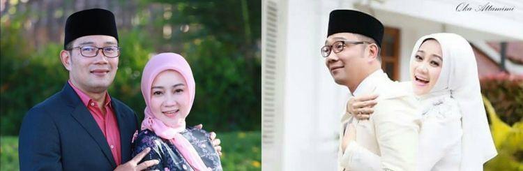 Ultah pernikahan ke-24, Ridwan Kamil kenang perjalanannya cintanya