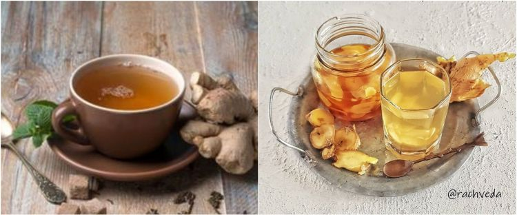 10 Resep minuman berbahan jahe, hangat dan cocok diminum saat hujan