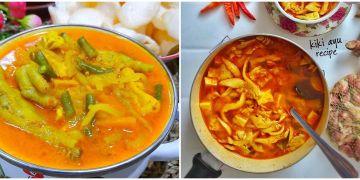 11 Resep sayur kuah merah segar, enak, sehat, dan sederhana