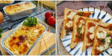 8 Kreasi makanan dengan saus bolognaise, enak, lezat, dan bikin nagih