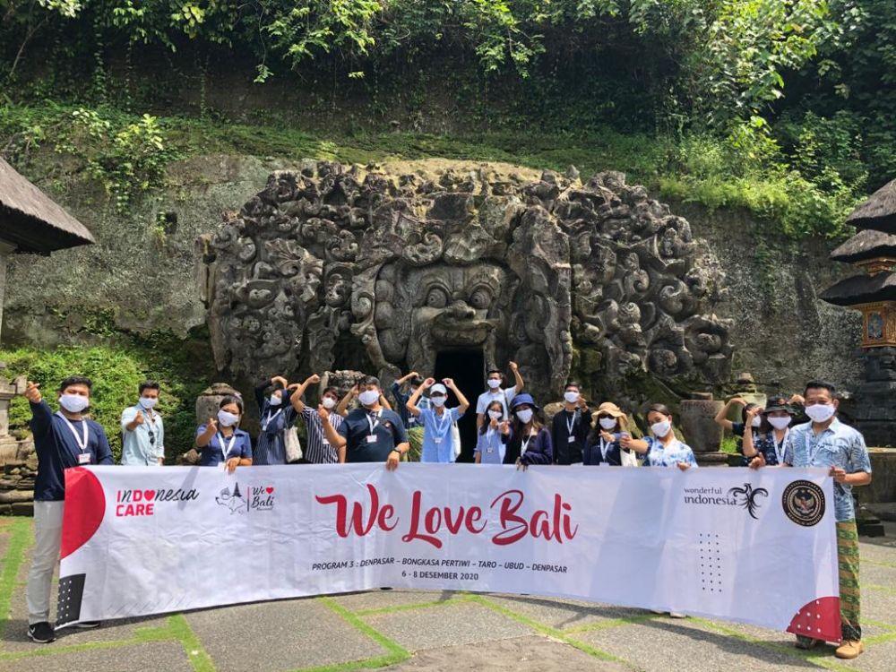 destinasi wisata di Bali Tengah © 2020 brilio.net