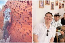 10 Potret Kia Suban pulang ke Indonesia, reuni bareng alumni AFI 1