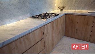 dapur baru tasya kamila © Instagram