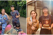 10 Momen akrab Nagita Slavina dan Dimas Ahmad, tuai pujian