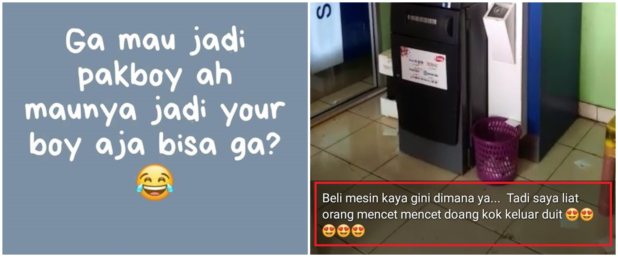 11 Pertanyaan di status WhatsApp lucunya bikin ketawa garing