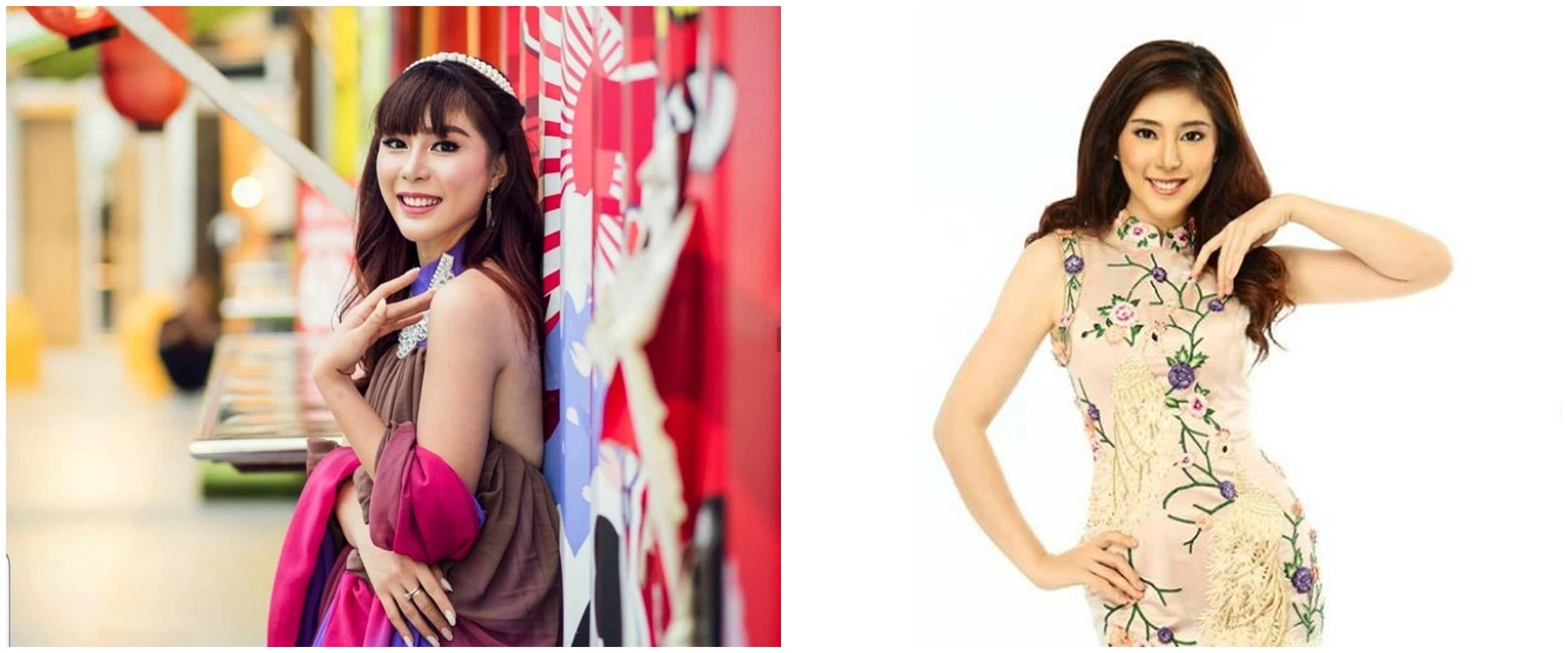 10 Pesona Jessy Silana, Putri Pariwisata Indonesia 2020