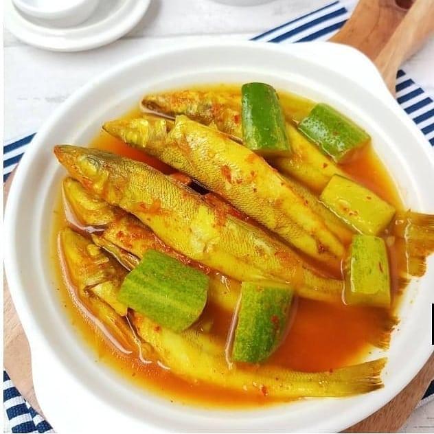 Resep lempah ikan khas bangka © 2020 brilio.net