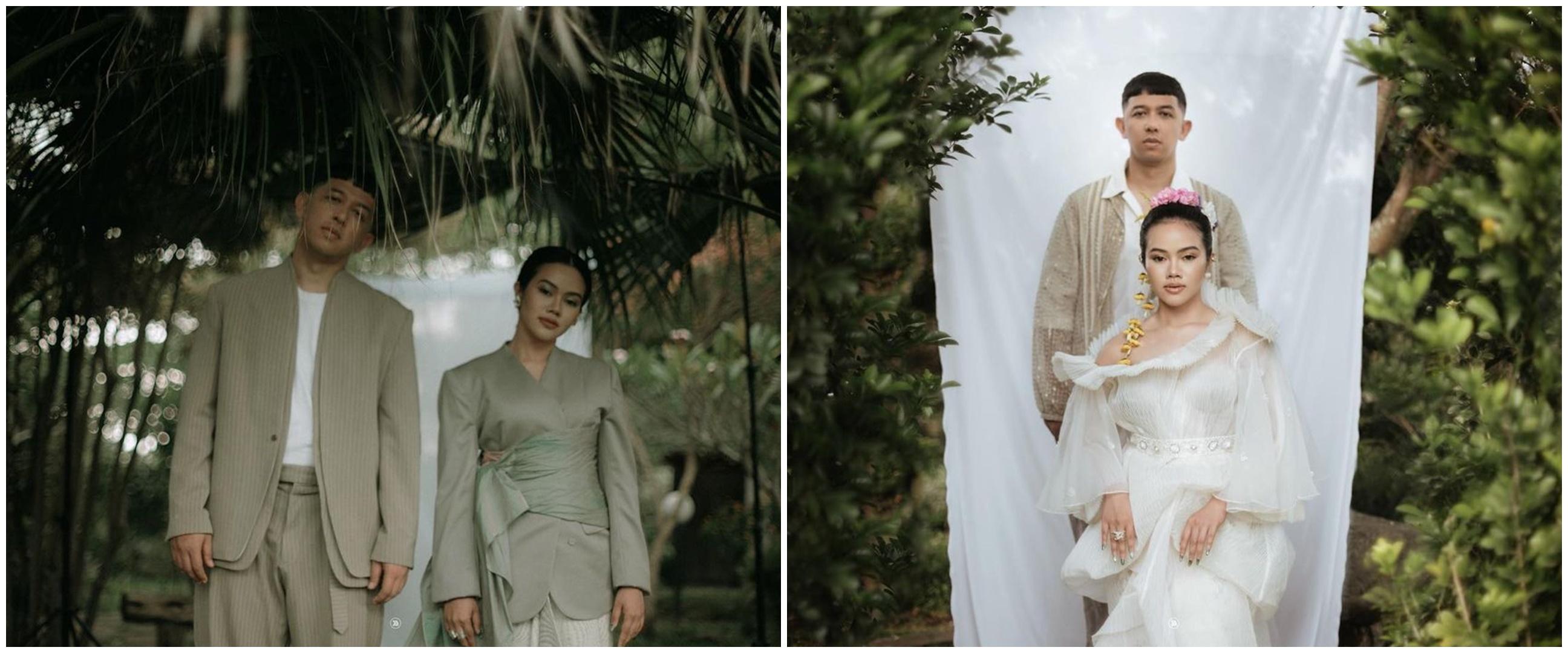 Segera menikah, ini 6 potret Yura Yunita gelar pengajian