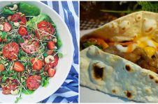 8 Resep olahan selada paling enak, sehat dan mudah dibuat