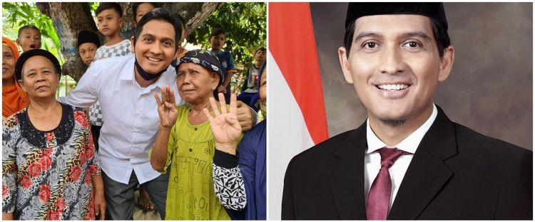 Ungkapan bahagia 3 seleb unggul suara sementara di Pilkada 2020