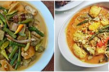 10 Resep sayur terong, enak, praktis, dan bikin nagih