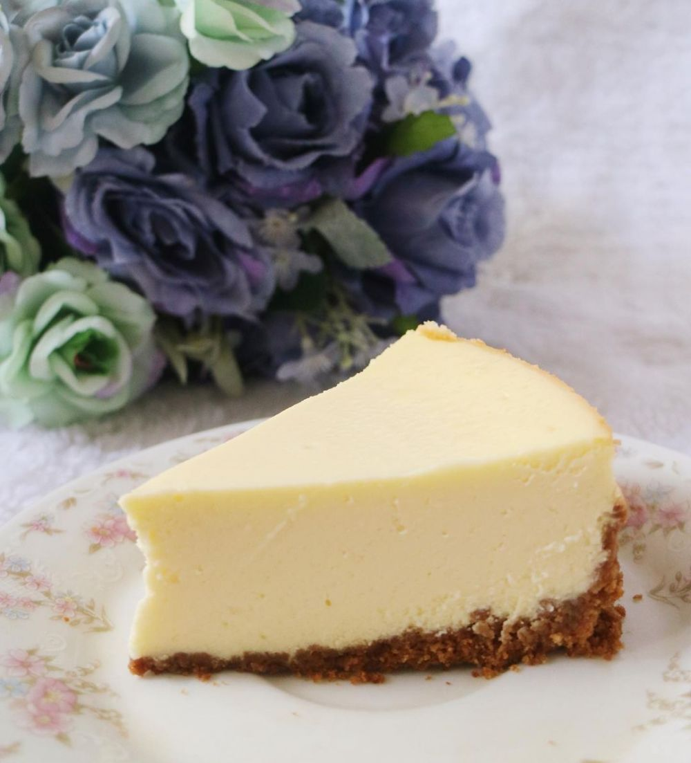 Resep Cheesecake  © Instagram