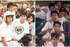 Potret 15 seleb dan geng pertemanannya zaman sekolah, bikin nostalgia