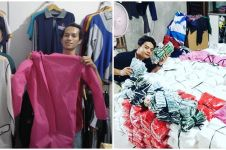 Berawal iseng, pengusaha muda ini raup omzet dari produksi hazmat suit