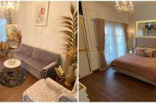 10 Penampakan rumah Fairuz A Rafiq usai direnovasi, mewah dan elegan