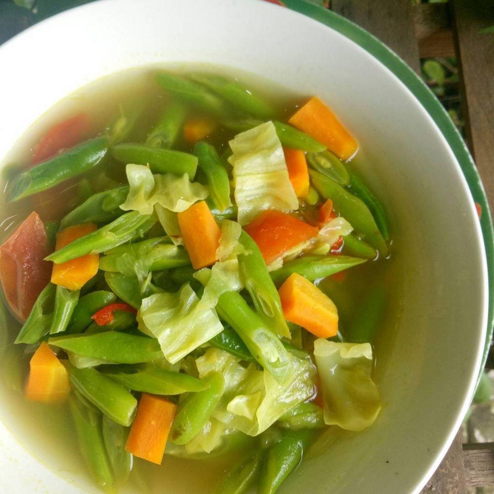 resep sayur buncis © Instagram