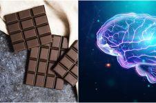 10 Manfaat dark chocolate untuk kesehatan, tingkatkan fungsi otak