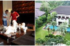 10 Potret rumah pengusaha Crazy Rich Harry Su, luasnya 2500 meter