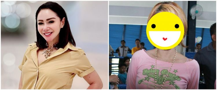 7 Potret transformasi Femmy Permatasari, memesona di usia 47 tahun