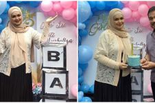 10 Momen baby shower Siti Nurhaliza, disiarkan secara live