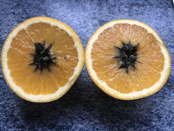 momen zonk kupas buah © Berbagai Sumber
