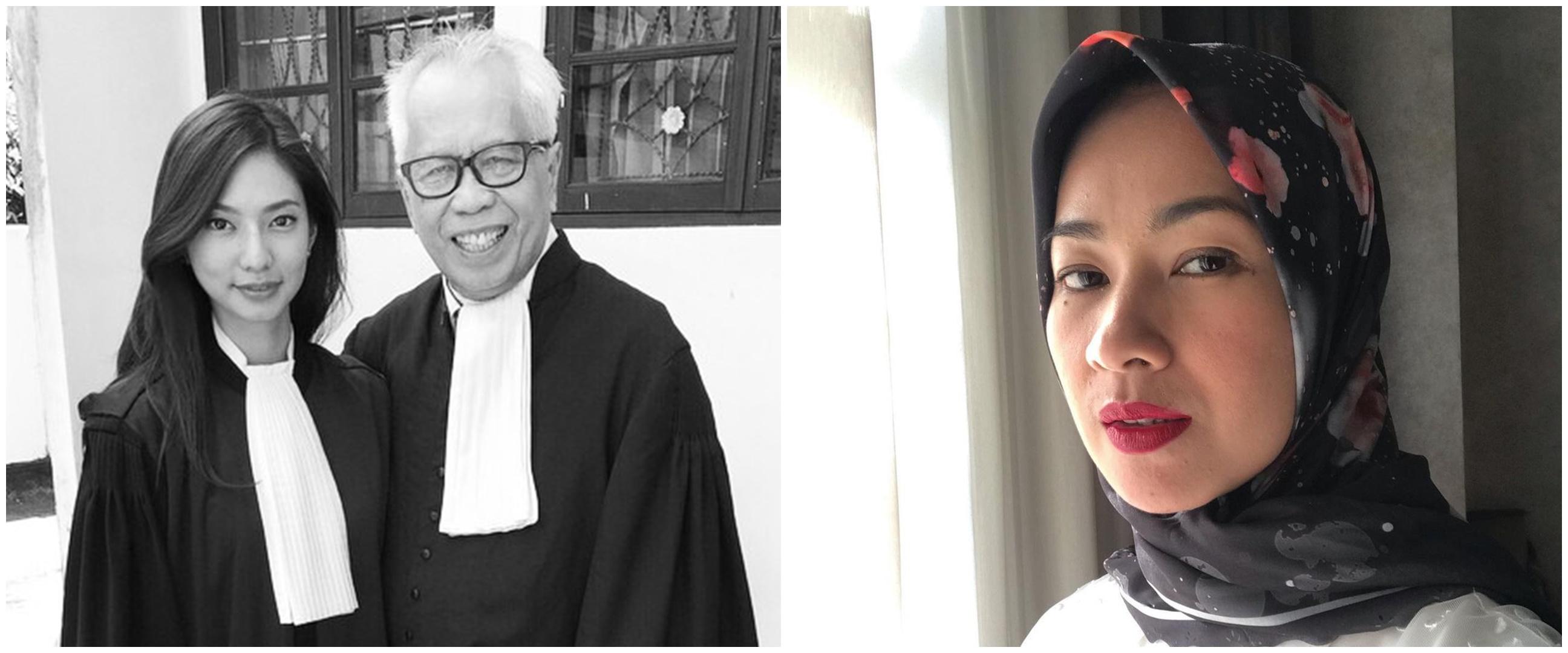Potret lawas 6 seleb yang kini jadi pengacara, pesonanya tak luntur