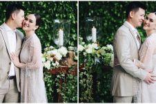 10 Potret perayaan anniversary ke-9 pernikahan Shandy Aulia
