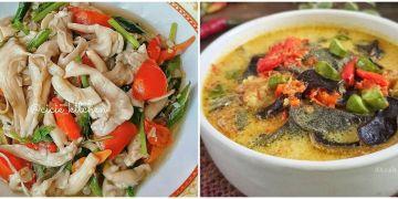 10 Resep kreasi jamur dan sayur, jadi solusi sarapan praktis