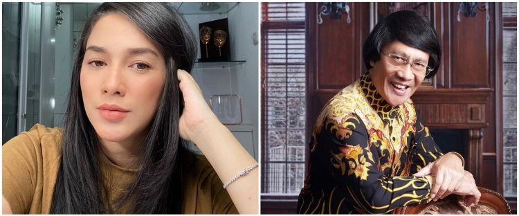 Jarang terekspos, potret rambut asli 5 seleb ini jadi sorotan